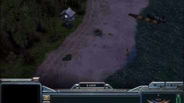 """Command & Conquer Generals: Zero Hour """"Карта - Operation Care Package"""""""