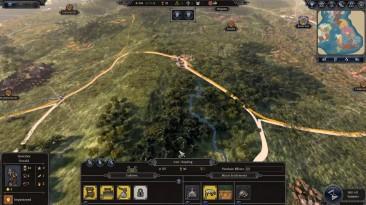 Геймплей Total War Saga: Thrones of Britannia - Нортумбрия
