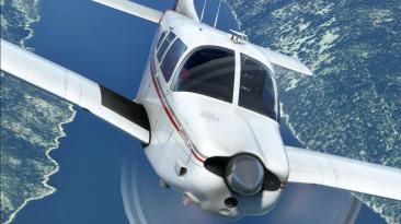 Новый трейлер самолета Piper PA-28R Arrow III от Just Flight
