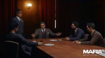 Hangar 13 поделилась новым скриншотом из Mafia: Definitive Edition, представлены обои в 4К