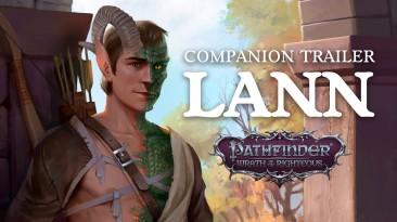 В новом трейлер Pathfinder: Wrath of the Righteous были представлены напарники