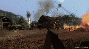 """Far Cry 2 """"RealMode - Another Realism Mod"""""""