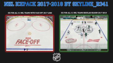 """NHL 09 """"2017-2018 BY SKYLINE R341 (HD)"""""""