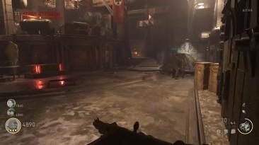 Зомби режим! - Call of Duty: WW2