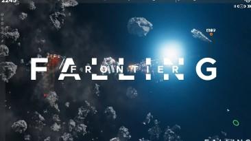 Геймплей космической RTS Falling Frontier в новом трейлере