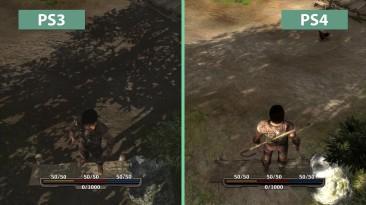 "Arcania: Gothic 4 ""Новое детальное сравнение на PS3 vs. PS4"""
