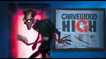 Хоррор Gravewood High 20 октября начнёт наводить ужас в раннем доступе