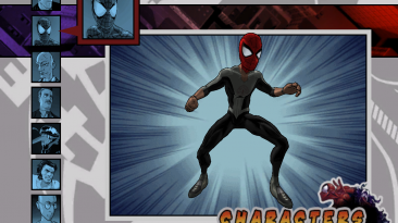 "Ultimate Spider-Man ""Empire Staite Univercity V2"""