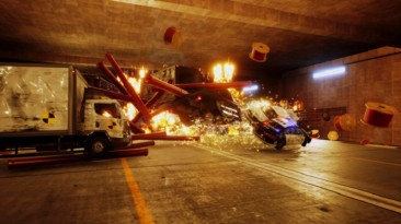 """""""Приятно, что Burnout вернулась"""": Eurogamer об игре Danger Zone"""