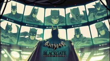 Релизный трейлер Batman: Arkham Origins Blackgate - Deluxe Edition