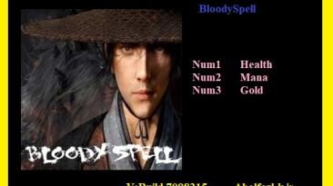 Bloody Spell: Трейнер/Trainer (+3) [Build 7098215] {Abolfazl.k}