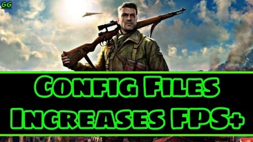 """Sniper Elite 4 """"Оптимизация для слабых ПК"""""""