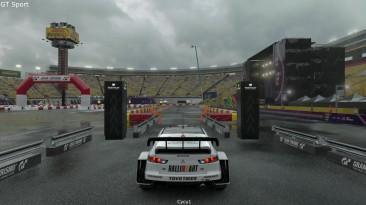 Сравнение эффектов дождя - Gran Turismo Sport vs Forza Motorsport 7