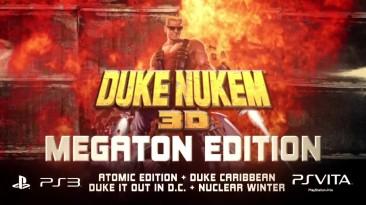 """Duke Nukem 3D: Megaton Edition """"PS3-трейлер"""""""