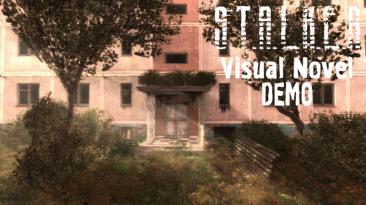 Бесконечный S.T.A.L.K.E.R.: игру превратили в настоящую визуальную новеллу