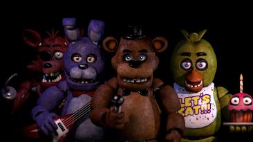 Создатель Five Nights at Freddy's финансирует фан-игры и ремейк оригинала
