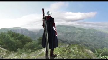 "Devil May Cry 4: Special Edition ""Неро демонстрирует боевые приемы"""