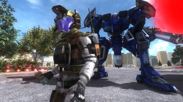 Тонны новых скриншотов Earth Defense Force 6