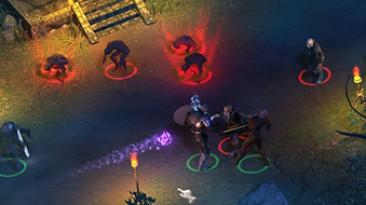 Новое геймплейное видео Black Geyser: Couriers of Darkness