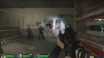 Left 4 Dead 2: Русская локализация by SWER (Dead Center)