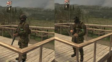 "Call of Duty 4: Modern Warfare ""Арабские террористы-универсальный мод"""