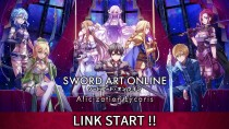 Релизный трейлер Sword Art Online: Alicization Lycoris