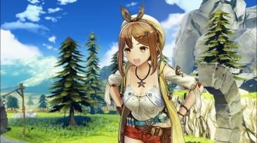 "Koei Tecmo показала геймплей DLC ""Klaudia's Story"" для Atelier Ryza: Ever Darkness & the Secret Hideout"