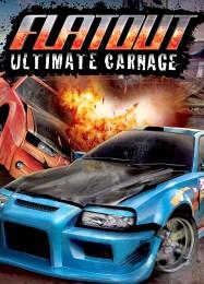 Обложка игры FlatOut: Ultimate Carnage
