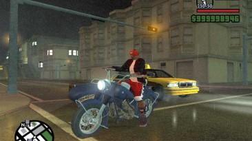 """Grand Theft Auto: San Andreas """"BMW R75 mit Seitenwagen"""""""