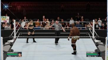 "WWE 2k16 ""Sonya Deville 2k19 port final version"""