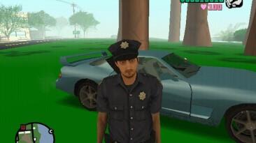 """Grand Theft Auto: San Andreas """"Убийства людей приносят деньги, восстанавливают здоровье и броню, макс. уровень розыска на выбор (SA) 1.0"""""""