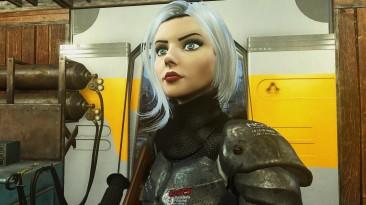 "Fallout 4 ""Elizabeth Companion v1.2.1"""