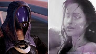 Авторы Mass Effect Legendary Edition изменили внешность Тали на фотографии в каюте Шепарда