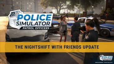 Police Simulator: Patrol Officers получила многопользовательский онлайн-режим