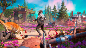 "Far Cry: New Dawn ""Англофикатор звука Русской версии"""