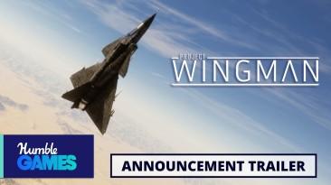 "Новый трейлер Project Wingman. Humble Games показала ""убийцу"" Ace Combat"