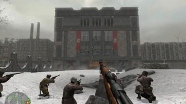 Call of Duty 2. Never-ending war