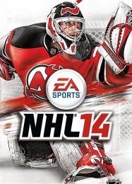 Обложка игры NHL 14