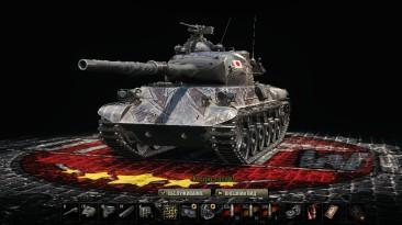 "World of Tanks ""Фирменный ангар WoT 1.9.1.1"""