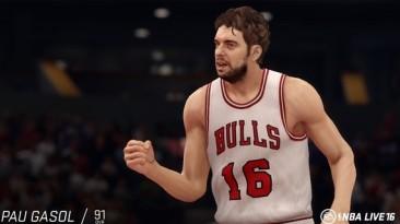 NBA Live 16 присоединится к бесплатным играм EA Access в конце месяца