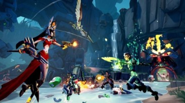 Глава Gearbox поспорил с журналистами о том, стала ли Battleborn условно-бесплатной