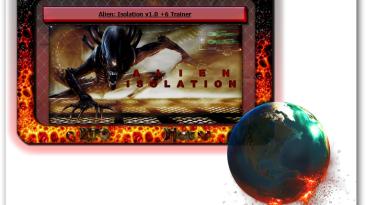 Alien: Isolation: Трейнер/Trainer (+6) [1.00] {iNvIcTUs oRCuS / HoG}