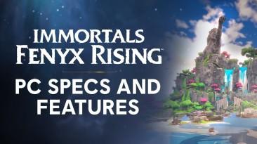Новое видео Immortals Fenyx Rising посвящено настройкам ПК-версии