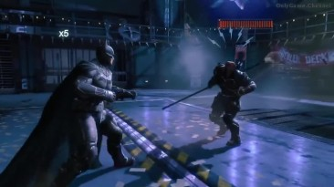 Эволюция серии Batman Arkham