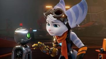 Новая героиня Ratchet & Clank: Rift Apart - это не девушка?