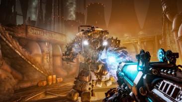 Состоялся релиз Necromunda: Hired Gun. Игра получила средние оценки