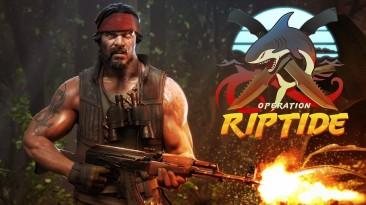 Щит и новые режимы - для CS:GO вышла новая операция Riptide