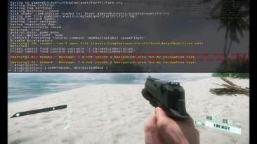 Фанат делает ремейк Far Cry на движке CryEngine 3