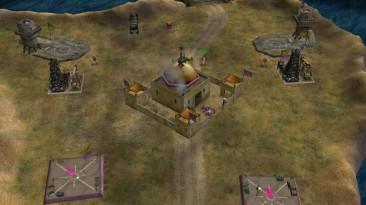 "Command & Conquer Generals: Zero Hour ""Карта - Iraqi Oasis"""