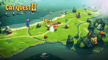 Cat Quest 2 появится на консолях